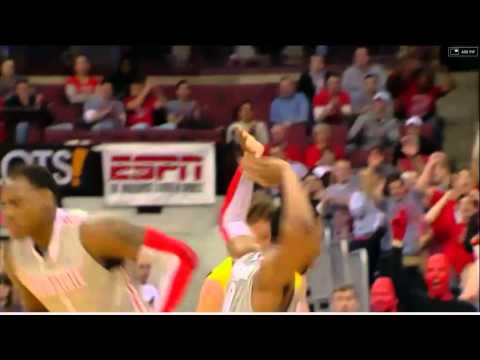 OSU - William Buford to Jared Sullinger Alley-oop