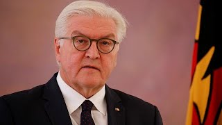 "German president urges political ""responsibility"" after collapse of coalition talks"