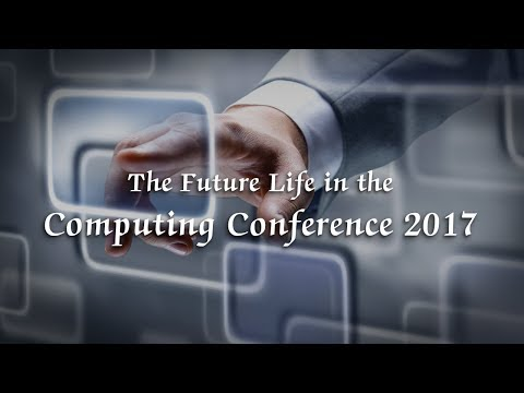 Live: The Future Life in the Computing Conference 2017 on CGTN带你体验未来生活