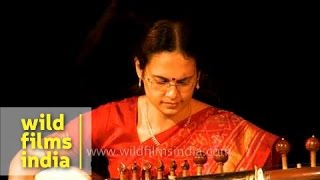 Raag Durga by Sarod player Chandrima Majumdar and Tabla player Durjay Bhuamik