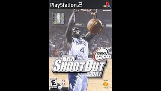 NBA ShootOut 2001 Gameplay (PS2)