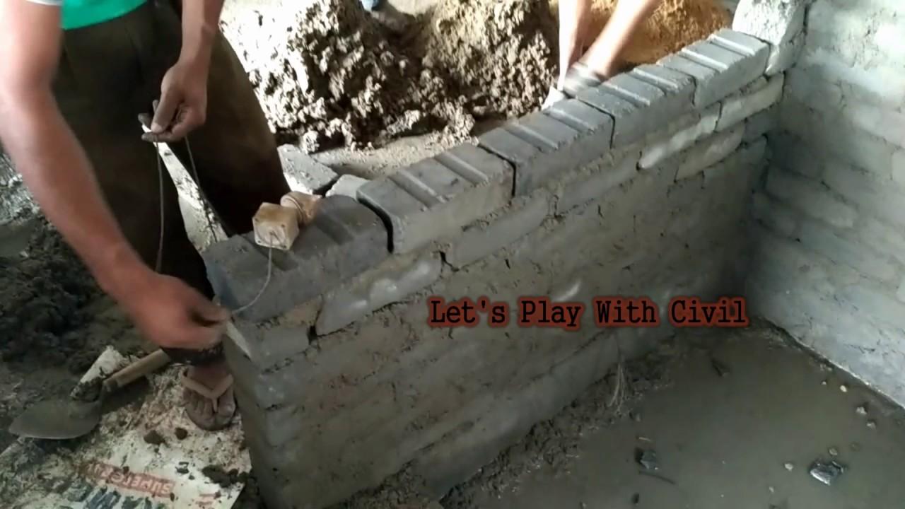 Using Of Chicken Mesh Between Joints Of Brick Work To Prevent Cracks ...