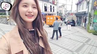 [EXID(이엑스아이디)] 092717 Park Jung-hwa Becomes Autumn Girl?!