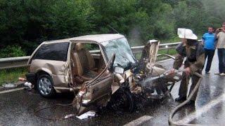 Аварии и ДТП на видеорегистратор. Car Accidents on video