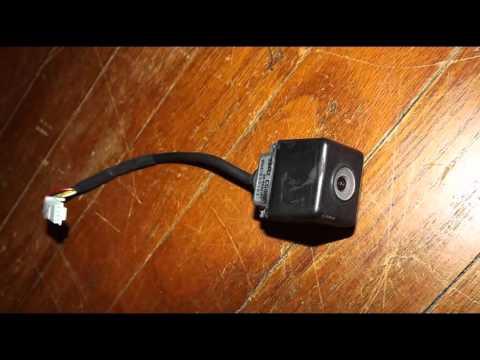 Камера в крышку багажника бу инфинити fx s50  28442CG000