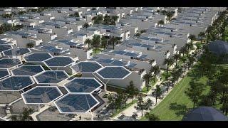 """بالفيديو..مدينة جديدة صديقة للبيئة في """"دبي"""" نهاية العام المقبل"""