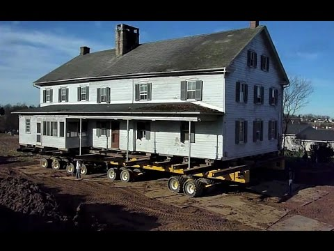 Mega Movers Documentary - The Problems and Solution of Large Moves - History TV