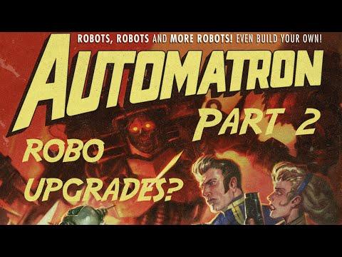 Fallout 4 Automatron DLC Gameplay (Part 2)  