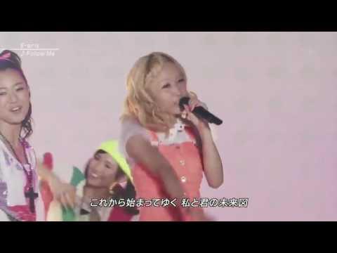 【FNS夏】Follow Me E girls