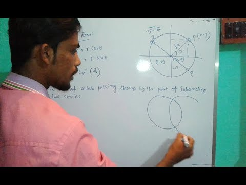 CIRCLE FOR IIT JEE | CIRCLE FOR JEE MAIN + ADVANCED + WBJEE | COORDINATE FOR IIT JEE