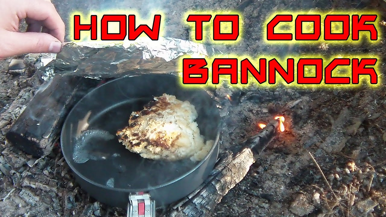 i know how to cook bannock