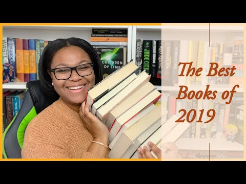 The BEST Books of 2019 | TOP 10 READS!
