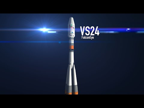 Arianespace TV VS24 - Official Speeches