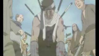 Naruto AMV - The Nobodies