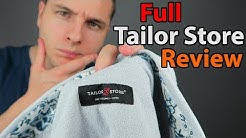 The BEST fitting SHIRT?!?! |  Tailor Store review