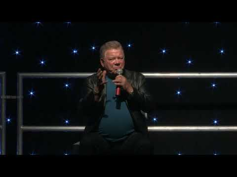 For the Love of Sci-Fi 2017 William Shatner Panel