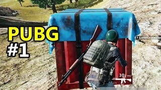 ♥ PlayerUnknown's Battlegrounds (Pubg) - A Gift From Above