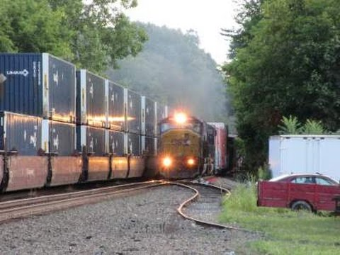 Railfanning in the Albany Area