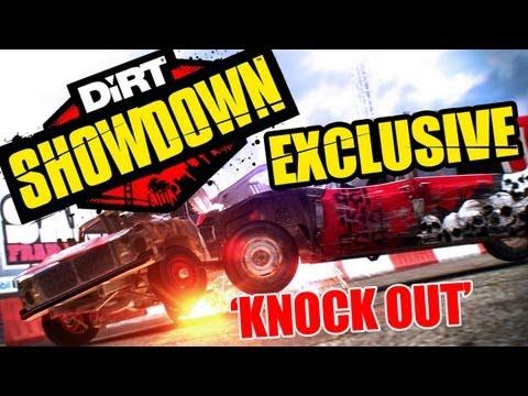 Knock Out, Yokohama - DiRT Showdown Exclusive Gameplay (Xbox 360)