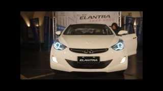 3月23現代汽車2012新車展示發表elantra風動美學