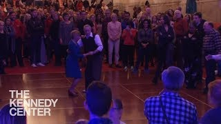 Thanksgiving Day Swing Dance Party: Gottaswing - Millennium Stage (November 23, 2017)