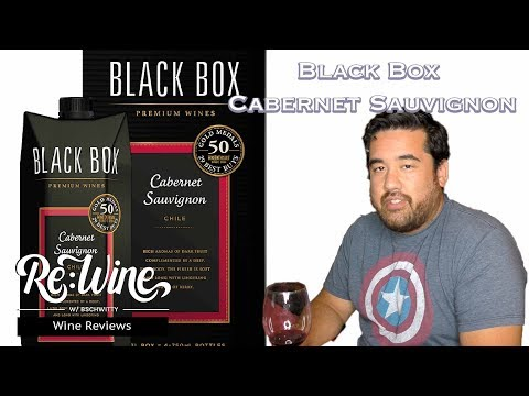 Black Box Cabernet Sauvignon | Re:Wine w/bschwitty | Wine Review