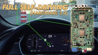 Tesla Full Self-Driving (Hardware 3) Installation