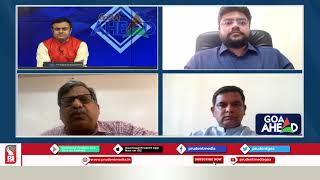 Dr. Shekhar Salkar on liquid medical oxygen plant | Goa Ahead |150521