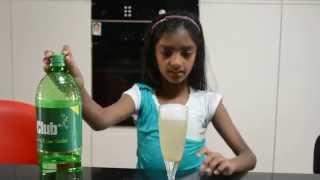 Sparkling Lemonade! Tasty Drink! Easy To Make!