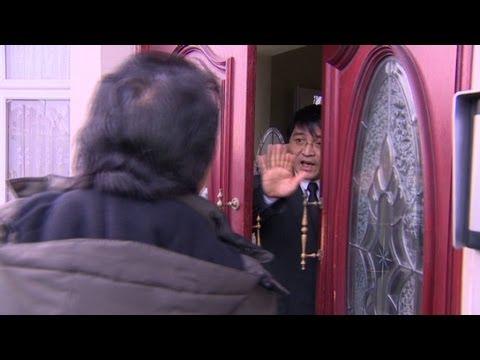 North Korean dissident celebrates
