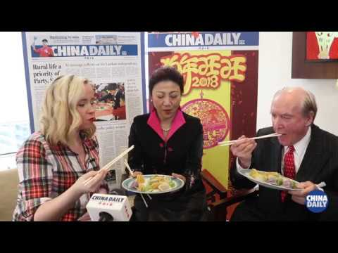 Chinese New Year celebration with China Daily USA