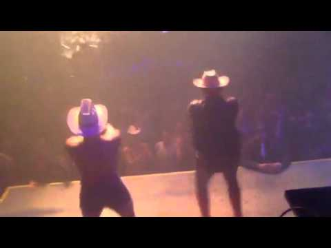 Monster Show snippet @ Bootie San Francisco - DNA Lounge -