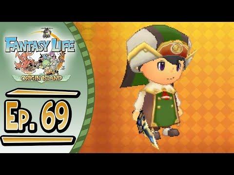 Fantasy Life - Origin Island :: # 69 :: Hero Alchemist!