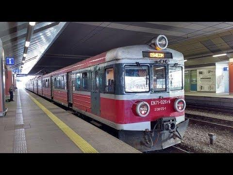 [30.06.17] Przejazd EN71-026 (PR Kraków) na trasie Kraków - Oświęcim