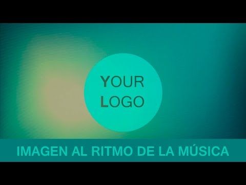Imagen al ritmo de la música - After Effects