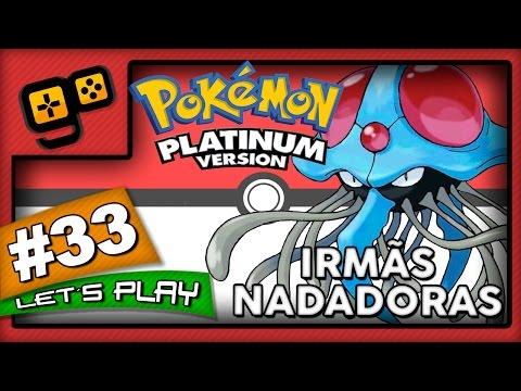 Let's Play: Pokémon Platinum - Parte 33 - Irmãs Nadadoras