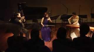 Purple Bamboo Melody for erhu,sheng and zheng