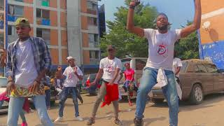 Bems Badjoko feat Kriss Kay - ALLELUIA  by DD ( Video Danse Officiel)