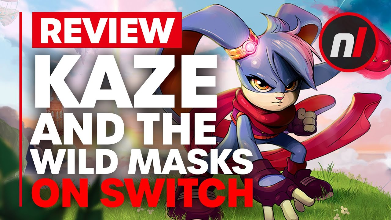 Kaze and the Wild Masks Nintendo Switch Review — Is It Worth It?