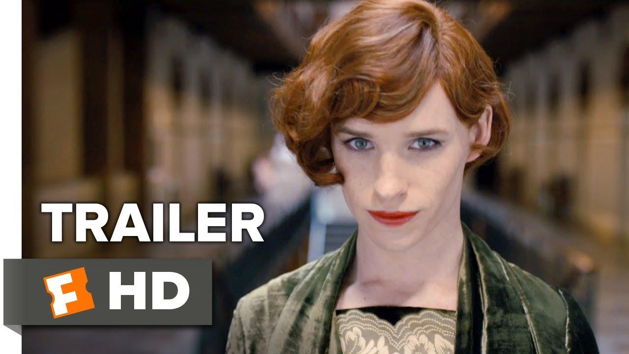Download The Danish Girl Official Trailer #1 (2015) - Eddie Redmayne, Alicia Vikander Drama HD