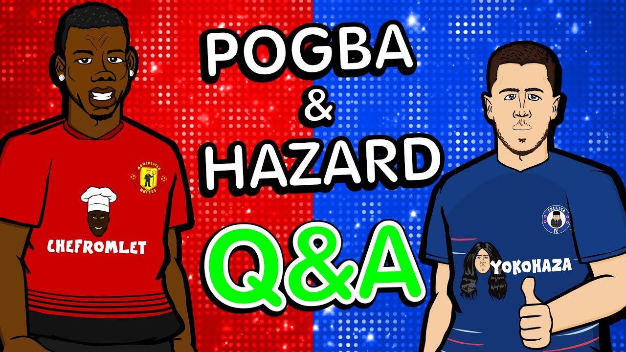 pogba-hazard-q-parody-chelsea-vs-man-utd