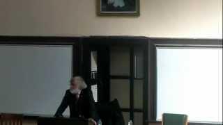 Prof. Dr. Semih Gemalmaz-Veda dersi (Dersin Son Dakikaları)