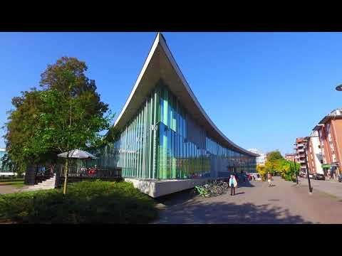 The City of dreams Halmstad 2017 4K