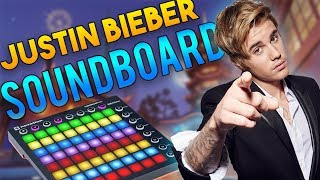 Using a Justin Bieber Soundboard in Overwatch Competitive! (Overwatch Trolling)