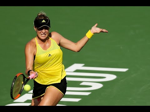 2017 Connecticut Open Second Round | Pavlyuchenkova vs Carla Suárez Navarro | WTA Highlights