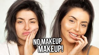 NO MAKEUP MAKEUP! EVERY DAY NATURAL MAKEUP TUTORIAL! AD