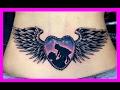 Los Mejores Tatuajes en la Espalda Baja Mujeres