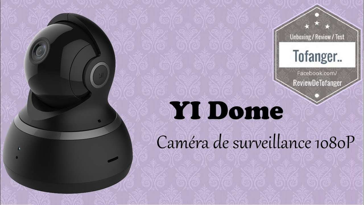 YI Dome: 1080P Surveillance Camera