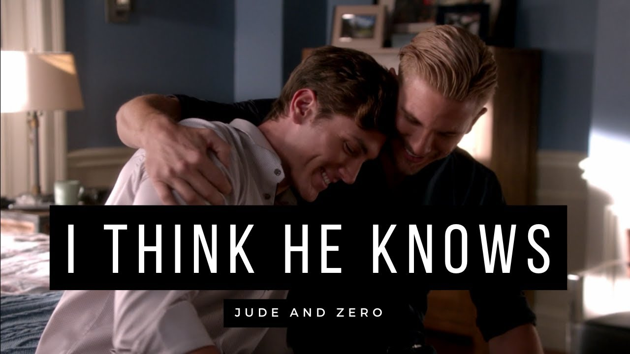 Zude --- I Think He Knows
