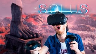 STRANDED...   The Solus Project #1 - HTC Vive Gameplay